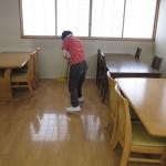 他施設の清掃作業
